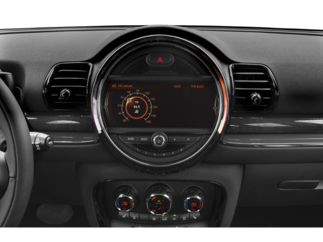 2018 MINI Clubman Base Price Cooper ALL4 Pricing stereo system