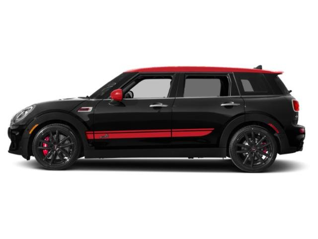 2018 MINI Clubman Base Price John Cooper Works ALL4 Pricing side view