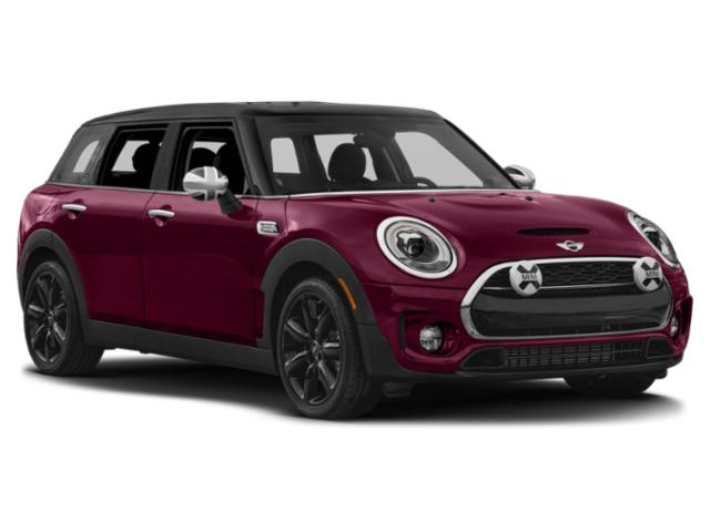 2018 MINI Clubman Base Price Cooper ALL4 Pricing side front view