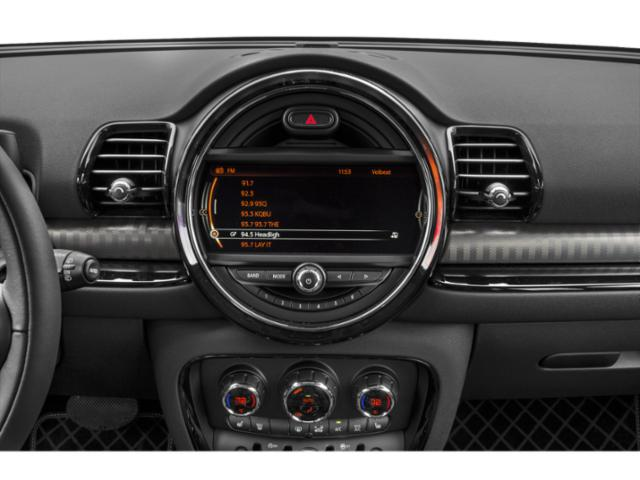 2018 MINI Clubman Base Price John Cooper Works ALL4 Pricing stereo system