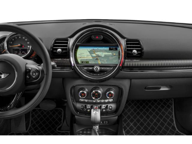 2018 MINI Clubman Base Price Cooper ALL4 Pricing navigation system
