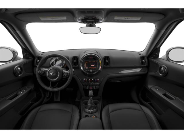 2018 MINI Countryman Prices and Values Wagon 4D Countryman S AWD I4 Turbo full dashboard