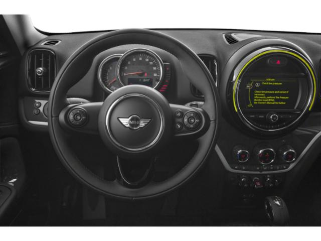 2018 MINI Countryman Prices and Values Wagon 4D Countryman S AWD I4 Turbo driver's dashboard