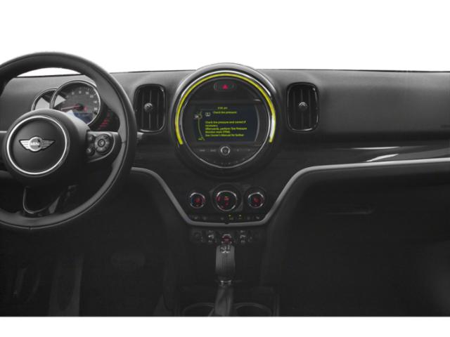 2018 MINI Countryman Prices and Values Wagon 4D Countryman S AWD I4 Turbo stereo system