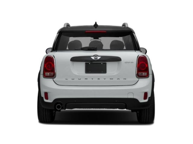 2018 MINI Countryman Prices and Values Wagon 4D Countryman S AWD I4 Turbo rear view