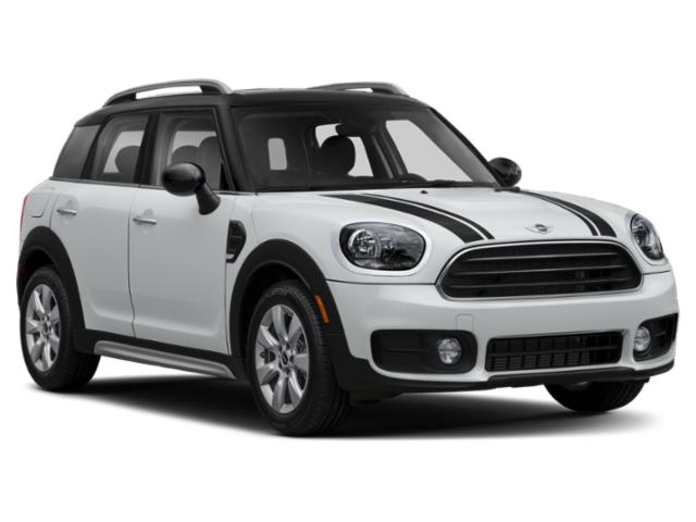 2018 MINI Countryman Prices and Values Wagon 4D Countryman S AWD I4 Turbo side front view