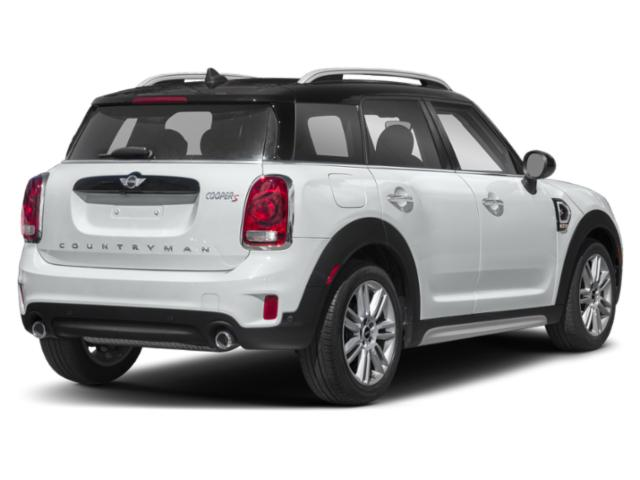 2018 MINI Countryman Prices and Values Wagon 4D Countryman S AWD I4 Turbo side rear view