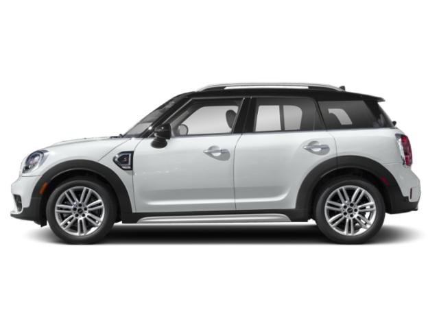 2018 MINI Countryman Prices and Values Wagon 4D Countryman S AWD I4 Turbo side view