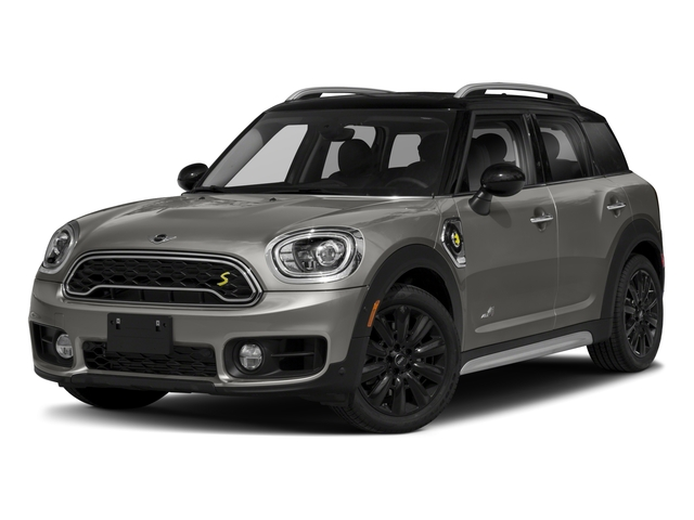 2018 MINI Countryman Base Price Cooper S E ALL4 Pricing side front view