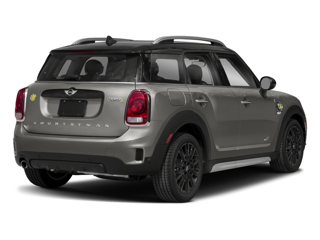 2018 MINI Countryman Base Price Cooper S E ALL4 Pricing side rear view