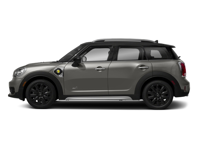 2018 MINI Countryman Base Price Cooper S E ALL4 Pricing side view
