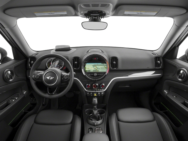 2018 MINI Countryman Base Price Cooper S E ALL4 Pricing full dashboard
