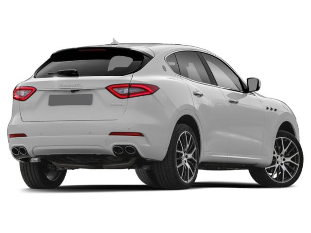 2018 Maserati Levante Prices and Values 4 Door Utility side rear view