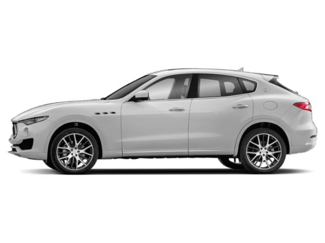 2018 Maserati Levante Prices and Values 4 Door Utility side view