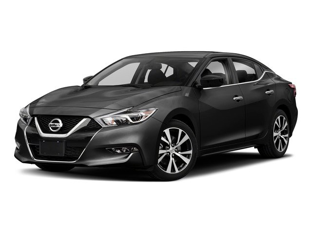 2018 Nissan Maxima Pictures Maxima S 3.5L photos side front view