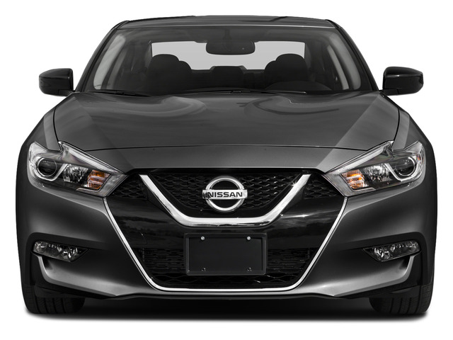 2018 Nissan Maxima Pictures Maxima S 3.5L photos front view