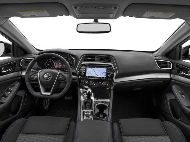 2018 Nissan Maxima Pictures Maxima S 3.5L photos full dashboard