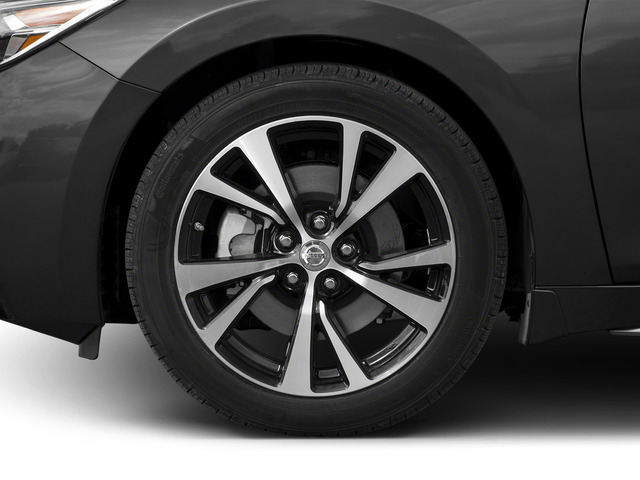 2018 Nissan Maxima Pictures Maxima Platinum 3.5L photos wheel