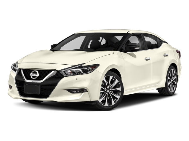 2018 Nissan Maxima Base Price Sr 3 5l Pricing Side Front View