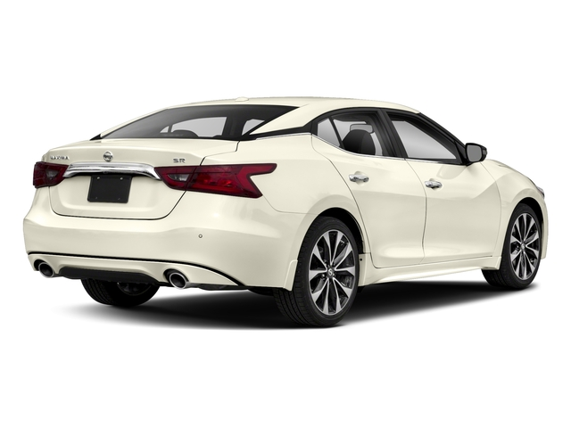 2018 Nissan Maxima Base Price SR 3.5L Pricing side rear view