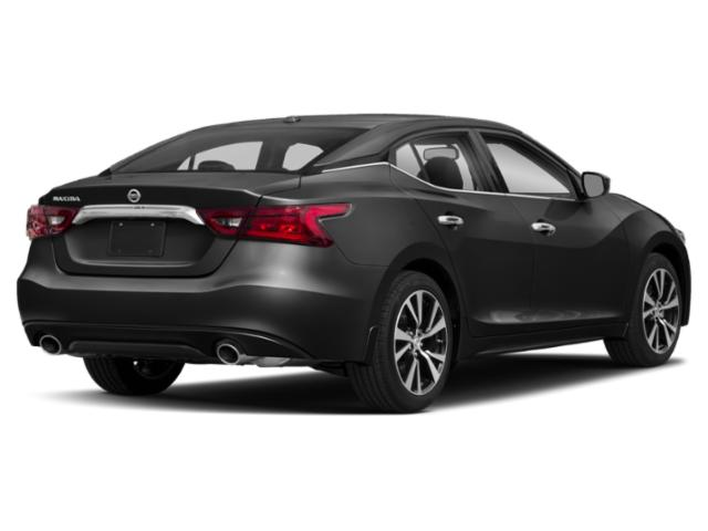 2018 Nissan Maxima Base Price SL 3.5L Pricing side rear view