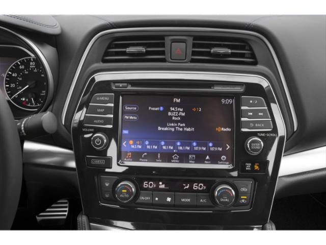 2018 Nissan Maxima Base Price SL 3.5L Pricing stereo system