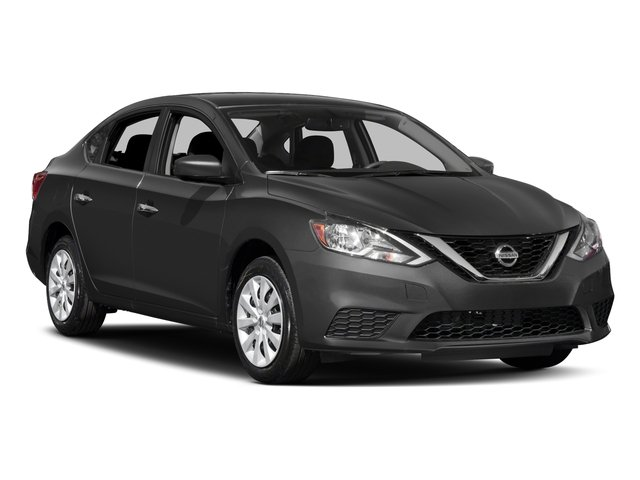 2018 Nissan Sentra Pictures Sentra Sedan 4D S I4 photos side front view