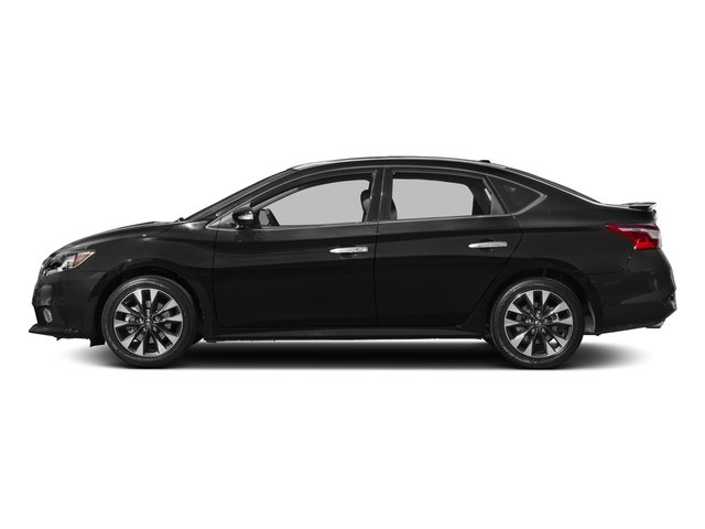 2018 Nissan Sentra Pictures Sentra SR Turbo Manual photos side view