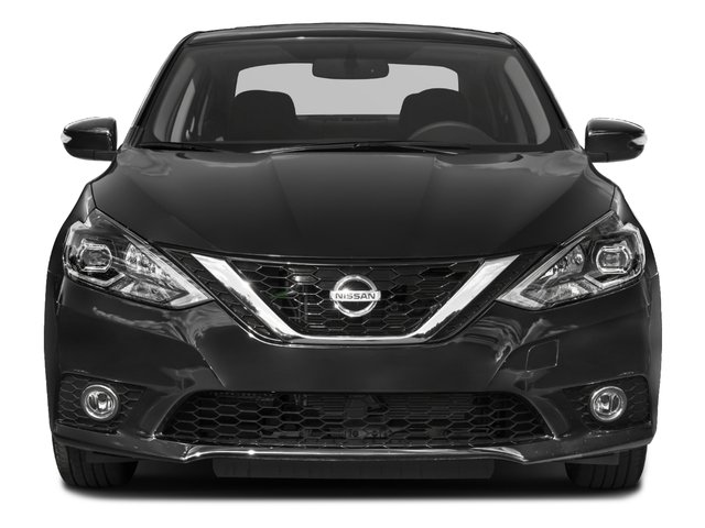 2018 Nissan Sentra Pictures Sentra SR Turbo Manual photos front view