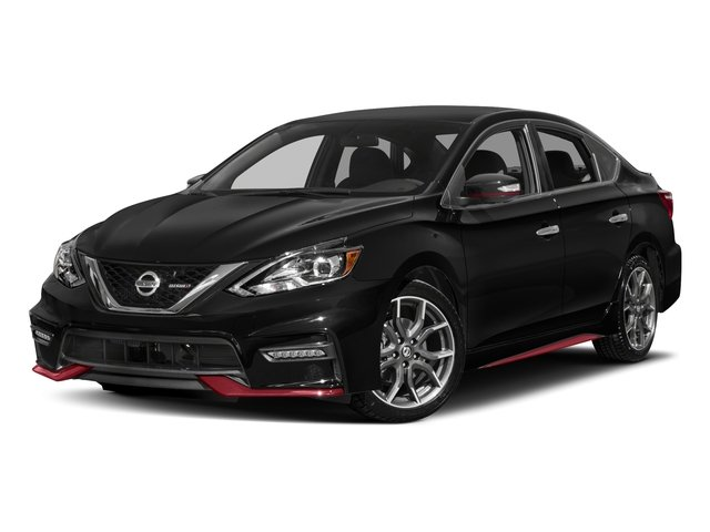 2018 Nissan Sentra Base Price NISMO CVT Pricing side front view