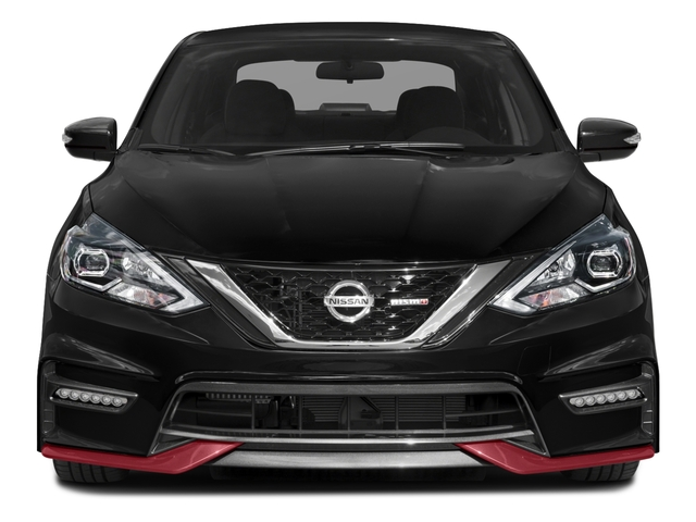 2018 Nissan Sentra Base Price NISMO CVT Pricing front view