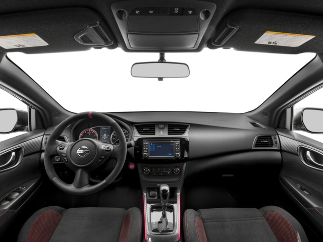 2018 Nissan Sentra Base Price NISMO CVT Pricing full dashboard