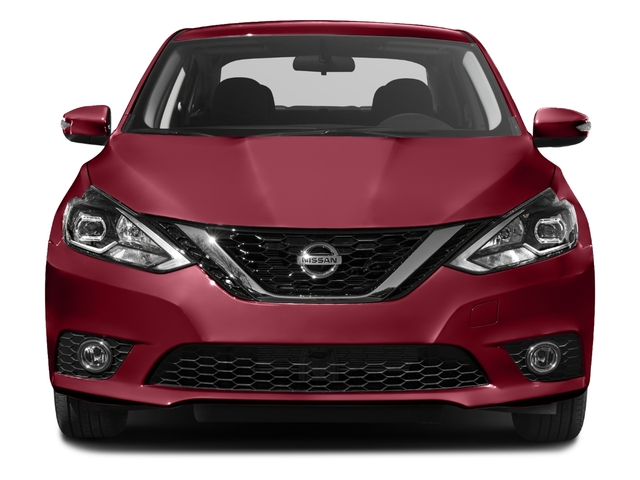 2018 Nissan Sentra Base Price SR CVT Pricing front view