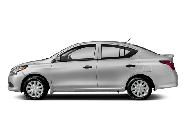 2018 Nissan Versa Sedan Base Price S Plus CVT Pricing side view