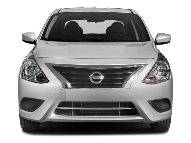 2018 Nissan Versa Sedan Prices and Values Sedan 4D SV Special Edition front view