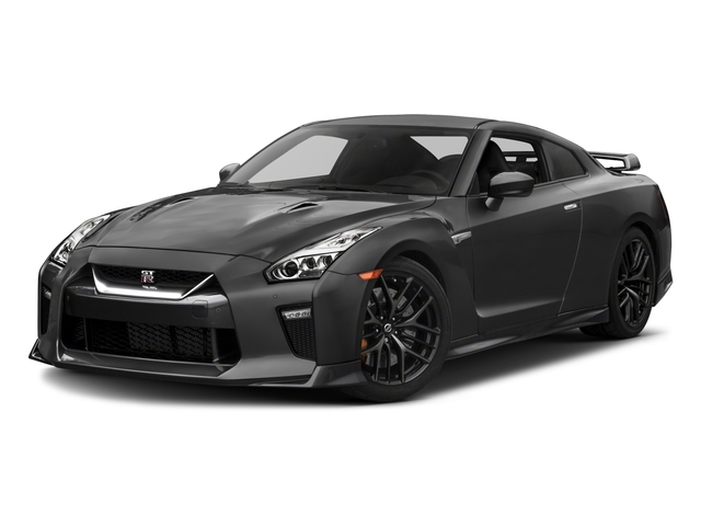2018 Nissan GT-R Pictures GT-R Track Edition AWD photos side front view