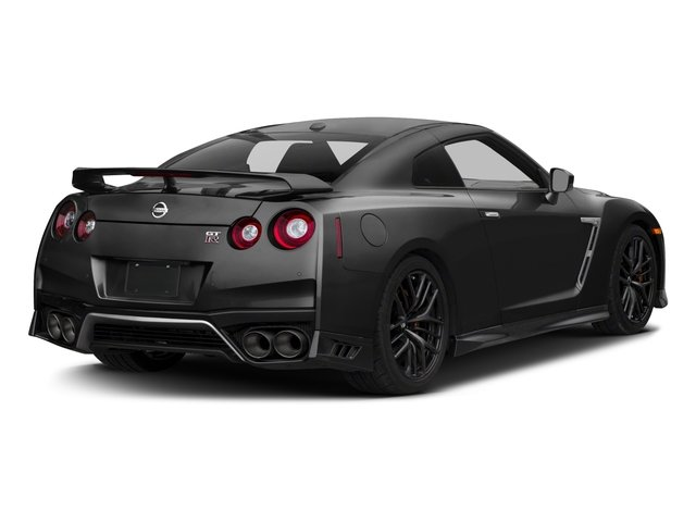 2018 Nissan GT-R Pictures GT-R Track Edition AWD photos side rear view