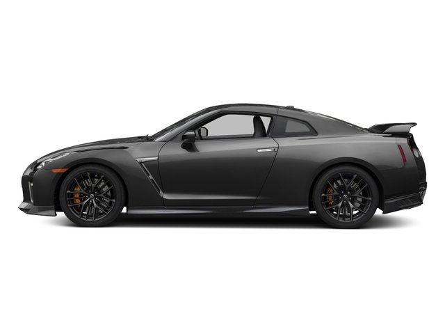 2018 Nissan GT-R Pictures GT-R Track Edition AWD photos side view