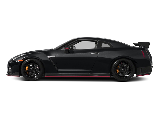 2018 Nissan GT-R Base Price NISMO AWD Pricing side view