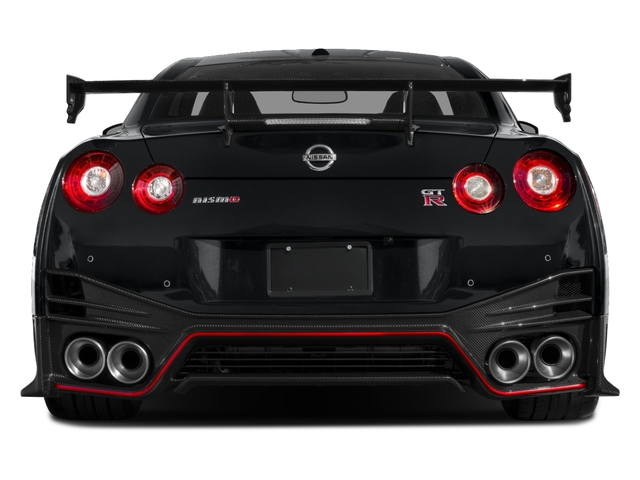 2018 Nissan GT R Base Price NISMO AWD Pricing Rear View