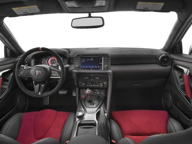 2018 Nissan GT-R Base Price NISMO AWD Pricing full dashboard