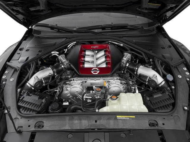 2018 Nissan GT-R Base Price NISMO AWD Pricing engine