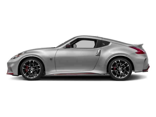 2018 Nissan 370Z Coupe Pictures 370Z Coupe NISMO Auto photos side view