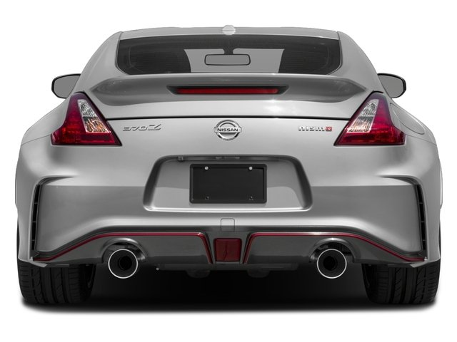 2018 Nissan 370Z Coupe Pictures 370Z Coupe NISMO Auto photos rear view
