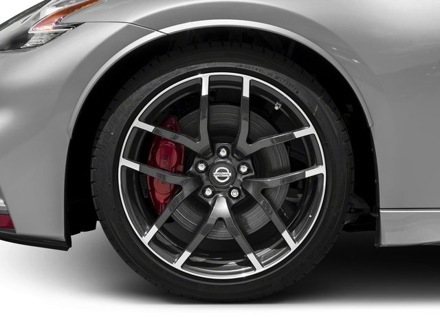 2018 Nissan 370Z Coupe Pictures 370Z Coupe NISMO Auto photos wheel