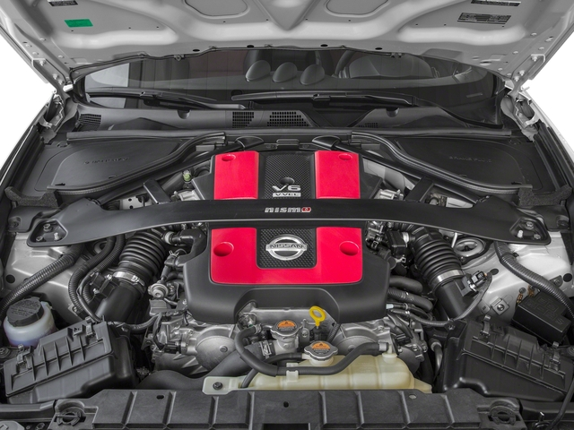 2018 Nissan 370Z Coupe Pictures 370Z Coupe NISMO Auto photos engine