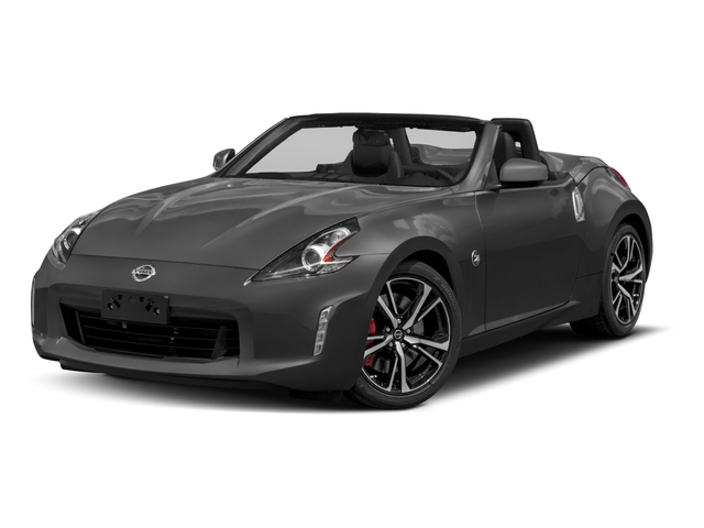 2018 Nissan 370Z Roadster Base Price Auto Pricing side front view