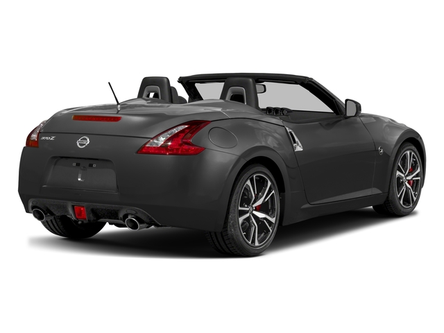 2018 Nissan 370Z Roadster Base Price Auto Pricing side rear view
