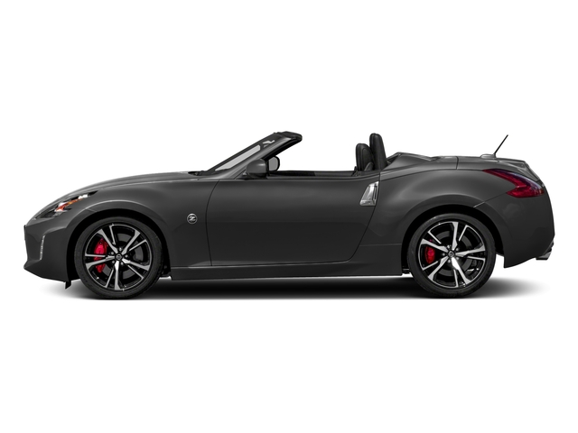 2018 Nissan 370Z Roadster Base Price Auto Pricing side view