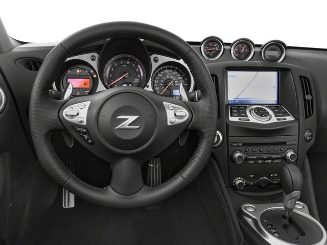 2018 Nissan 370Z Roadster Base Price Auto Pricing driver's dashboard